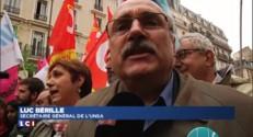 """""""La multiplicité des organisations syndicales ne favorise pas la syndicalisation"""", affirme le patron de la CGT"""