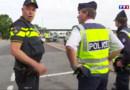 Le 20 heures du 1 août 2015 : A Bordeaux, policiers français et néérlandais collaborent pour se faire comprendre des touristes - 228