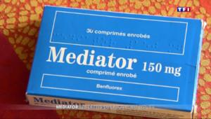 Le 20 heures du 10 septembre 2015 : Mediator : La sécu réclame des millions d'euros au laboratoire Servier - 1319