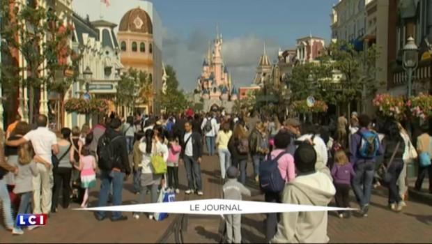 Tourisme : effets du terrorisme, la fréquentation en baisse à Disneyland Paris