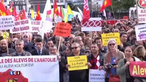 Turquie : à Strasbourg, Erdogan s'offre un meeting de campagne anti-PKK