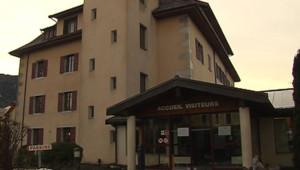 Clinique de Haute-Savoie touchée par une épidémie de grippe A-H1N1 (23 décembre 2012