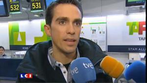 """Contador """"soulagé et heureux"""" après avoir été blanchi"""
