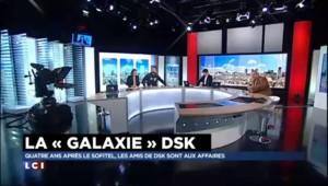 DSK : comment ses proches ont rebondi