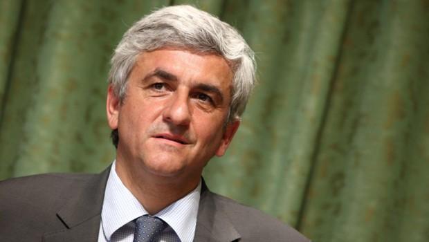 Hervé Morin en juillet 2010