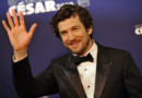 L&amp;#039;acteur Guillaume Canet lors des Csar en fvrier 2012