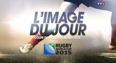 L'image du jour - Coupe du monde de rugby 2015 du 4 octobre 2015
