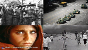 montage images chocs photos qui ont marqué les esprits