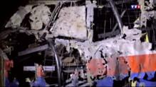 Vol MH17 : la reconstitution de la carcasse du Boeing en timelapse