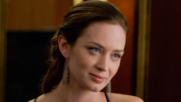 Emily Blunt L'Agence