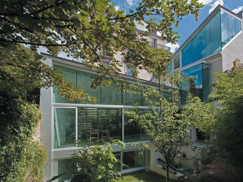 Jardin - Maison A Studio B