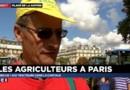 """Agriculteurs en colère : un éleveur réclame des mesures """"pour retrouver de la compétitivité"""""""