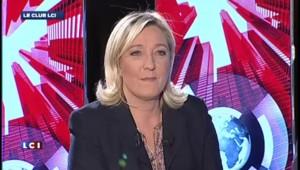 """Alstom : Le Pen pour un groupe français, un rachat """"désolant"""" selon Copé"""