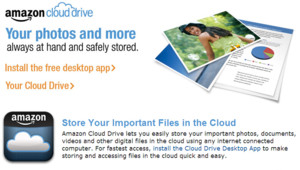 "Amazon lance son service de musique en ""cloud"""