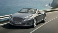 Bentley Continental GTC 2011