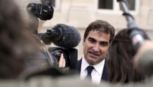 Christian Jacob (UMP) à l'Assemblée nationale le 20 juin 2012