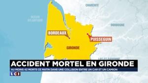 Collision mortelle en Gironde : le témoignage du maire de Puisseguin
