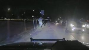 États-Unis : à 13 ans, il tente d'échapper à la police en voiture (22/12)