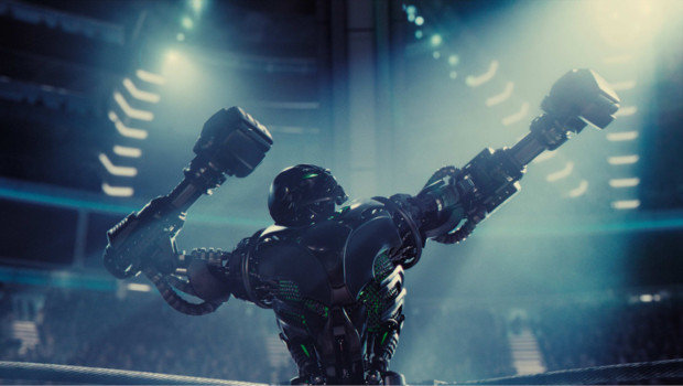Real Steel de Shawn Levy
