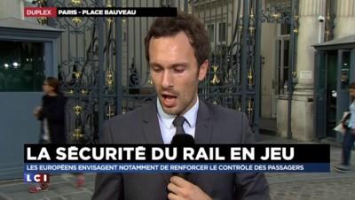 Sécurité dans les trains : les premières mesures