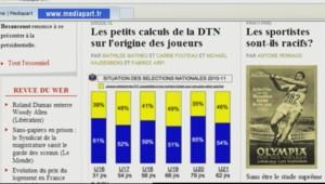 Un graphique publié sur le site de Mediapart accable la FFF.
