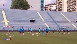 Football : les Bleus veulent finir la saison en beauté face à l'Albanie
