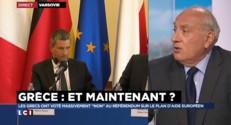 """Grèce : Euclide Tsakalotos a la """"même ligne que Varoufakis"""""""