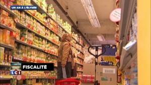 Hollande, un an après : qu'a-t-il fait en matière de fiscalité ?