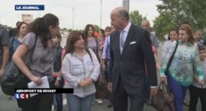 La France prête à accueillir plusieurs milliers de réfugiés irakiens selon Laurent Fabius