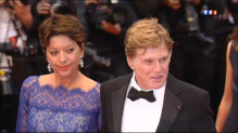 Le 20 heures du 22 mai 2013 : Cannes 2013 : Robert Redford sur les marches, Ryan Gosling grand absent - 1982.4159454956055