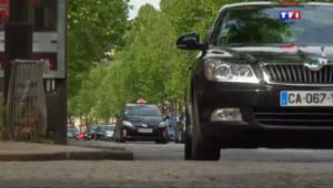 Le 20 heures du 24 avril 2014 : Le rapport Th�noud veut mettre fin au conflit entre taxis et VTC - 198.75063190460207