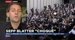 Sepp Blatter élude les questions sur la corruption et tend la main à l'UEFA