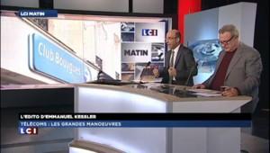 SFR à vendre : une bataille financière et politique qui s'annonce