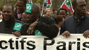 TF1/LCI : la manifestation de samedi à Paris contre le projet de loi de Nicolas Sarkozy sur l'immigration