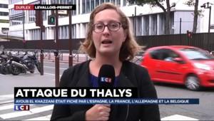 Attaque du Thalys : les deux portables du suspect dans le viseur de la DGSI