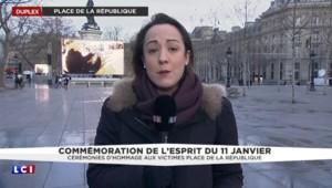 """Attentats : la place de la République """"entièrement bouclée"""" pour la cérémonie d'hommage"""