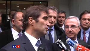 Christian Jacob, nouveau patron des députés UMP réagit sur son élection
