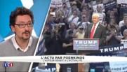 Foenkinos / Trump : « Plus c'est gros, plus ça passe ! »