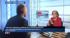 """Lebranchu: """"J'ai toujours défendu la politique industrielle de la France"""""""