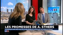 """""""Les promesses"""" : Amanda Sthers, un homme comme les autres"""
