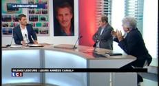 Pierre Lescure : « Antoine de Caunes n'est pas dans son rôle » au Grand Journal