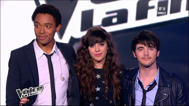 3 finalistes