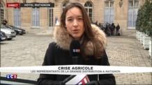 Crise agricole : Stéphane Le Foll reçoit les représentants de la grande distribution ce lundi