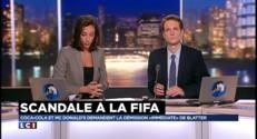 """Fifa : Coca-Cola et McDonald's demandent la démission """"immédiate"""" de Blatter"""