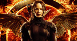 Jennifer Lawrence - Hunger Games - La révolte : Partie 1