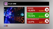 La Bourse de Paris d