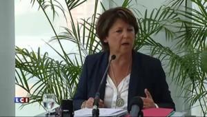 """Martine Aubry, """"Non, nous ne sommes pas des ringards"""""""