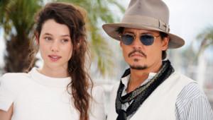Photo call Pirates des Caraïbes : la fontaine de jouvence - Cannes 2011