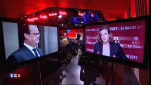 """Pour NKM, """"François Hollande est à l'envers de tous ses engagements de campagne"""""""