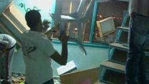 TF1/ LCI Les pillages à Gaza, le 15 juin 2007